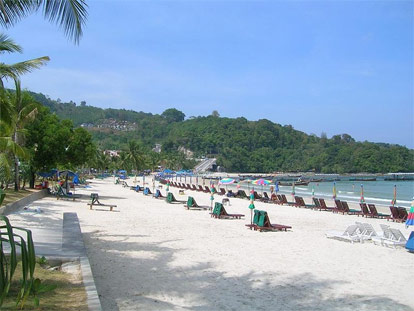 Patong, Phuket's Most Popular Beach Resort