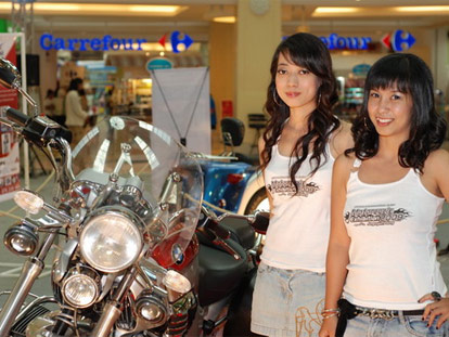 Phuket Bike Week Girls 2010