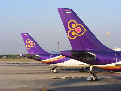 About Don Mueang and the airlines flying there