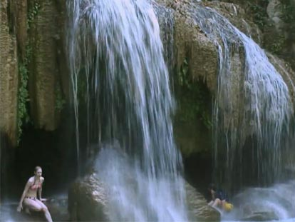 Koh Samui has many wonderful waterfalls to visit