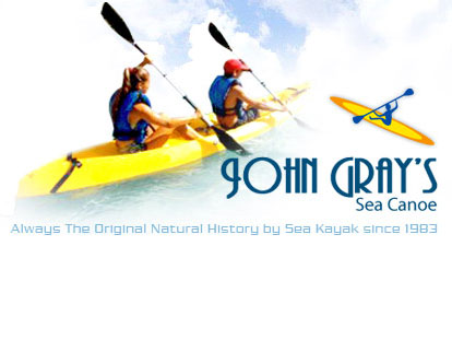 John Grey Sea Canoe - Kayak around Phang Nga bay and Andaman Islands